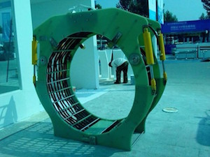 induction clamp coils